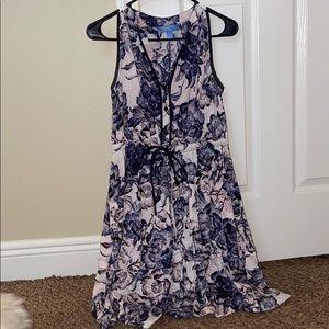 Simply Vera by Vera Wang Floral dress